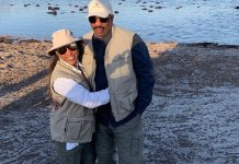 US comedian Steve Harvey in Vic Falls! RENOWNED American comedian and television host Steve Harvey and wife Marjorie sneaked into Victoria Falls unnoticed where they toured the Rainforest yesterday.