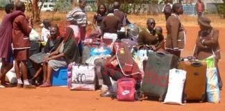 Students drained over bus delay