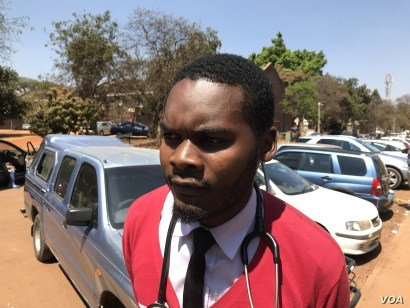 I was Taken To A Basement And Electrocuted: Dr. Magombeyi