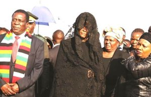 Chief Zvimba Orders Reburial Of Mugabe At Heroes Acre