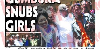 Gumbura Turns Down Girls, Fears Another Bev Episode