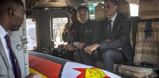 Mugabe To Be Buried After 30 Days!