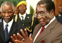 Thabo Mbeki Says Britain And America Were Behind Mugabe's 2017 Coup