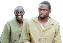 A prophet in 'armed robbery, murder' . . . Fires 25 bullets, 'shoots' 2 people