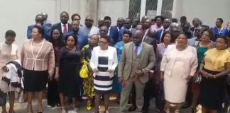 MDC Chairperson Tabitha Khumalo tells President Mnangagwa to stop wasting people's time