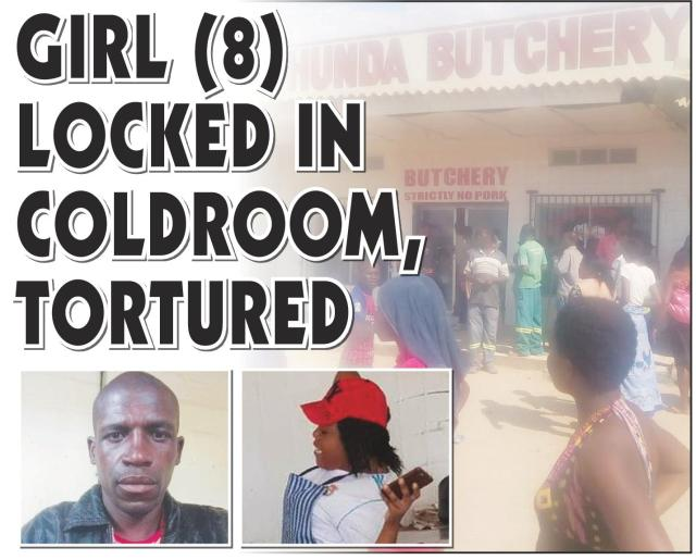 GIRL (8) LOCKED IN COLD ROOM, TORTURED