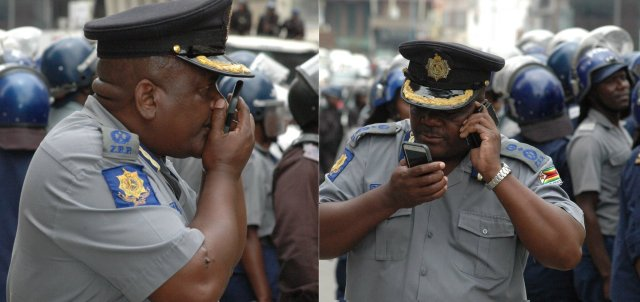 Vigilantes Warn Wives Of ZRP Commanders