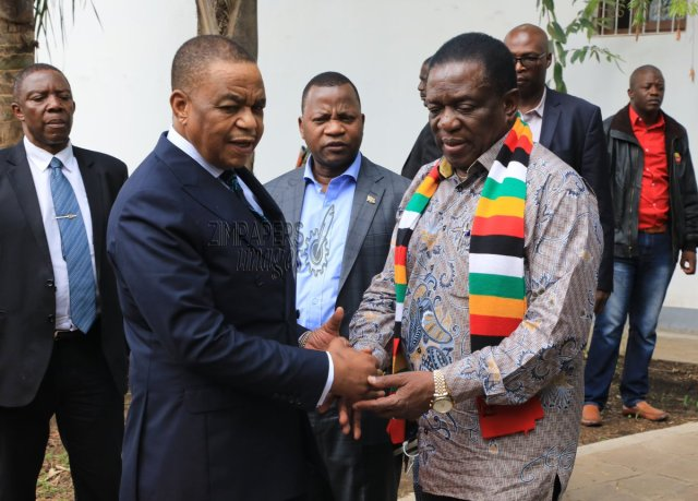 I WAS ON DEATH'S DOOR: CHIWENGA