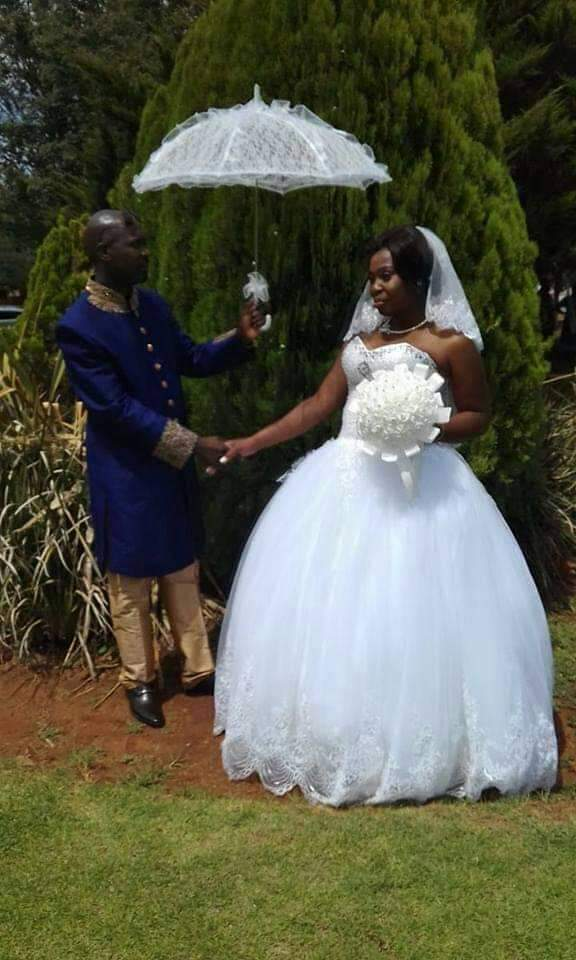 KFC COUPLE: THIS WILL BE OUR SECOND WEDDING