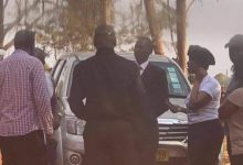 Photo of Grace Mugabe attacks President Mnangagwa, causes drama at Mazowe farm