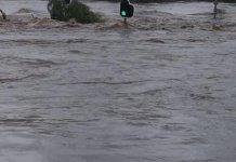 South Africa hit by floods