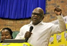 ANC Retains Control Of Johannesburg After Unexpectedly Winning The Mayoral Election