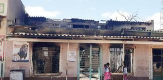 30-year Old business razed by a fire