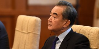 China's foreign minister in Zimbabwe this week