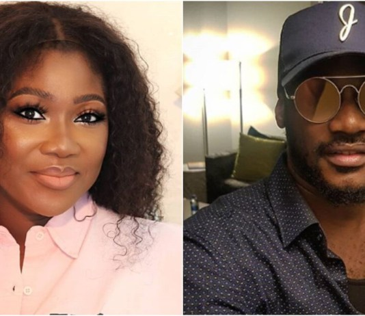 Mercy Johnson says she will vote 2baba as president if he runs