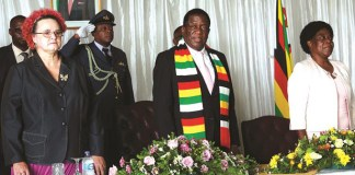 Mnangagwa, Mat leaders seek Gukurahundi closure