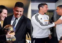 Ronaldo de Lima shuns Cristiano, names Messi among stars he enjoys watching