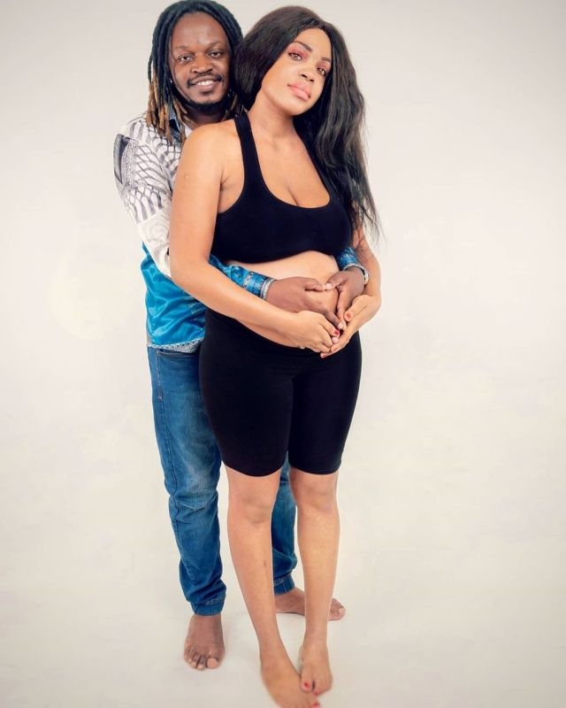 Seh Calaz and girlfriend Moira Knight welcome baby boy
