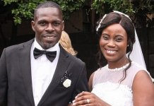 Born-again Tapuwa Kapini ties the knot after a 15-year relationship