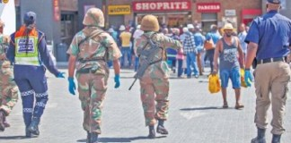 Fresh headache for government as townships ignore lockdown