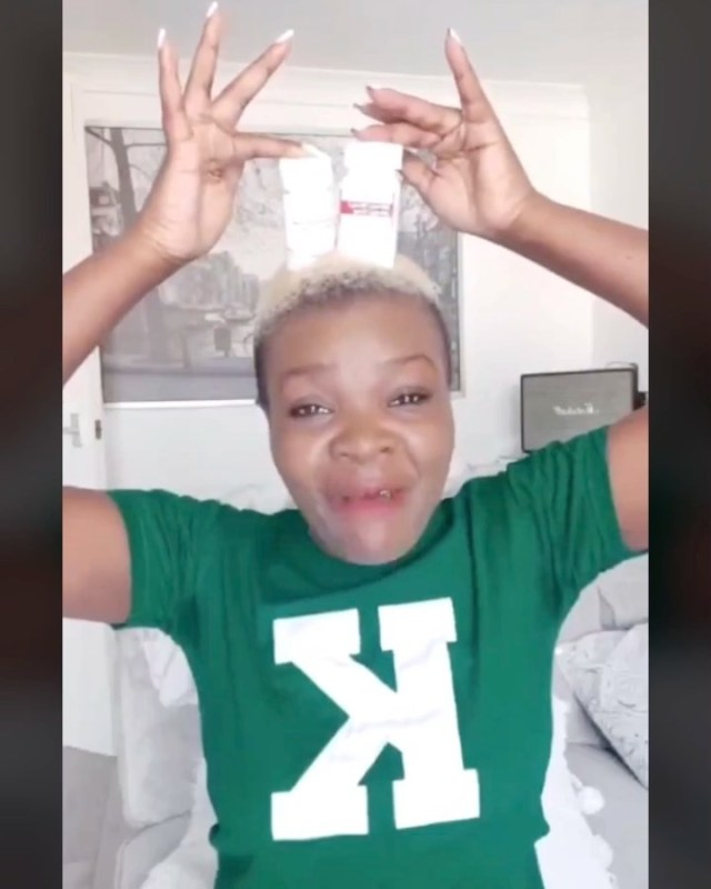 Mai Titi criticised for her latest post, Socia media thinks she is losing her mind: Video