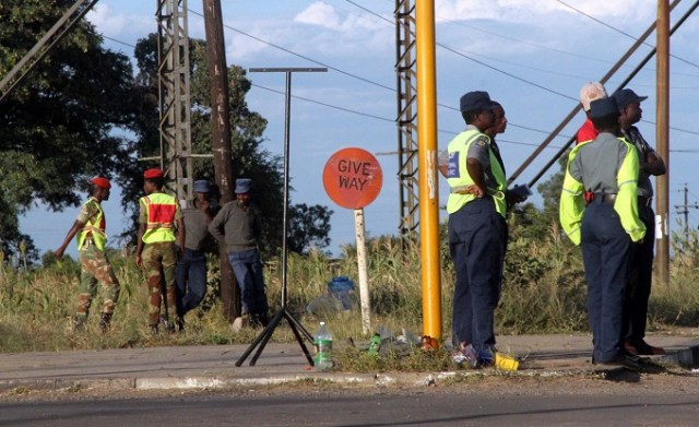 Army Deployed To Enforce Lockdown Compliance