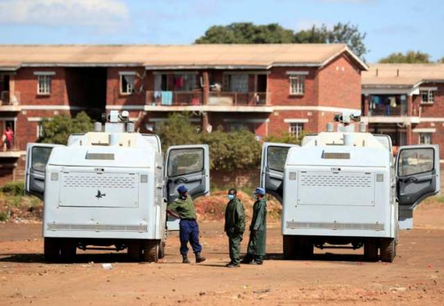 President Mnangagwa turns instruments of repression into weapons against Coronavirus