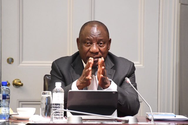 President Ramaphosa to address the nation on Tuesday evening