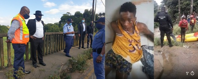 #JusticeForBobo – Senior Police Officer allegedly arrested for helping suspects get rid of Bobo's body