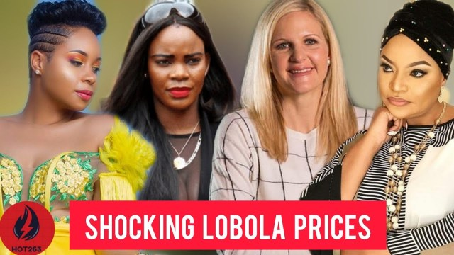 5 Lobola Prices Paid For ZIM Female Celebrities | Bride Prices That Broke The Internet