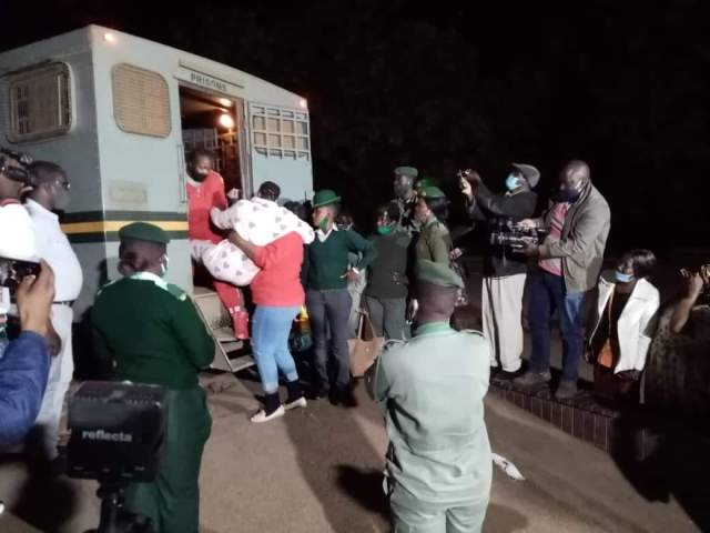 Abducted, Raped and left for dead MDC Alliance Trio Sent To Chikurubhi