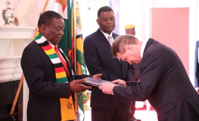 EU Grants Another US$7.33 Million To Step Up COVID-19 Response In Zimbabwe
