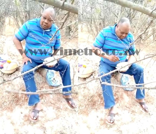 Sikhala Speaks From The Bush, As Police Appeals For Information About His Whereabouts