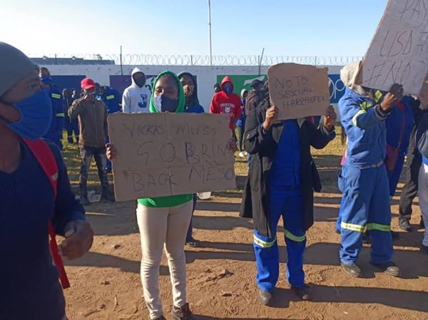 Pepsi Workers Protest Against 'S..ex..ual Exploitation, Slavery' At The Company