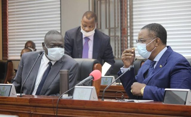 'I was never told Shiri was ill' Chiwenga says as poisoning claims persist