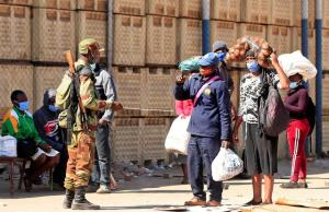 Police, Military close all towns..as mass demos kick off