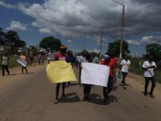 No Protest in Mabvuku....Its Lies