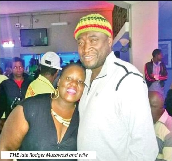Covid-19 claims music promoter...Wife hospitalized