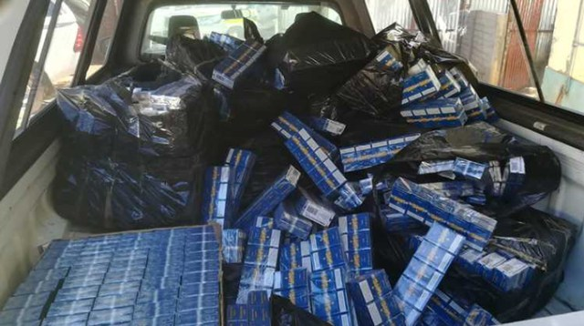 How smugglers get rich from SA's cigarette ban