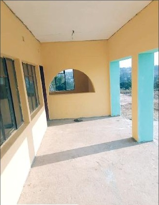 Chinhoyi Converts Beerhall into a clinic