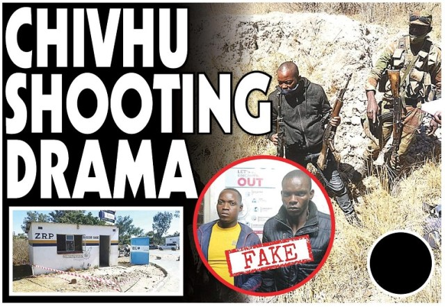 Chivhu Shooting Drama - What went down according to police