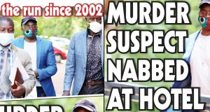 Murder suspect nabbed at hotel 18 years later!