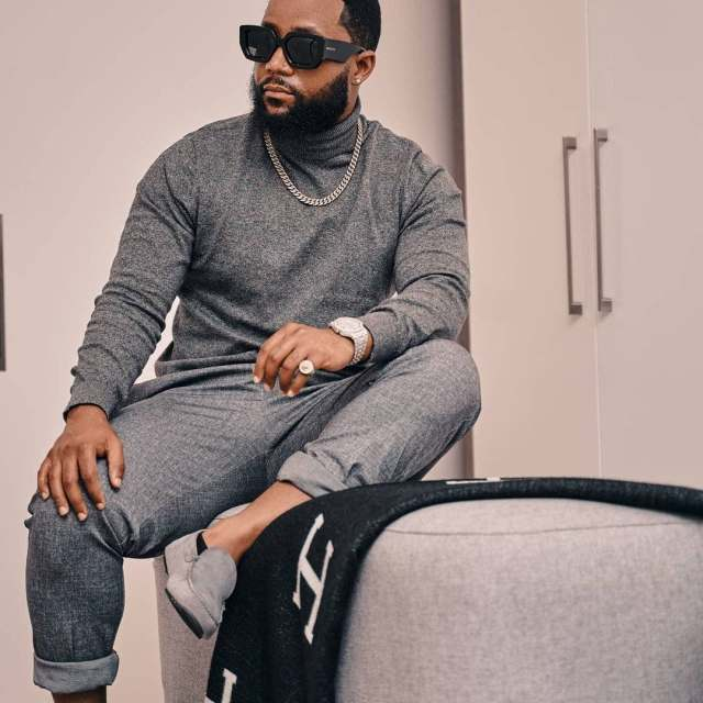 Cassper Nyovest bags three awards at the South African Hip Hop Awards
