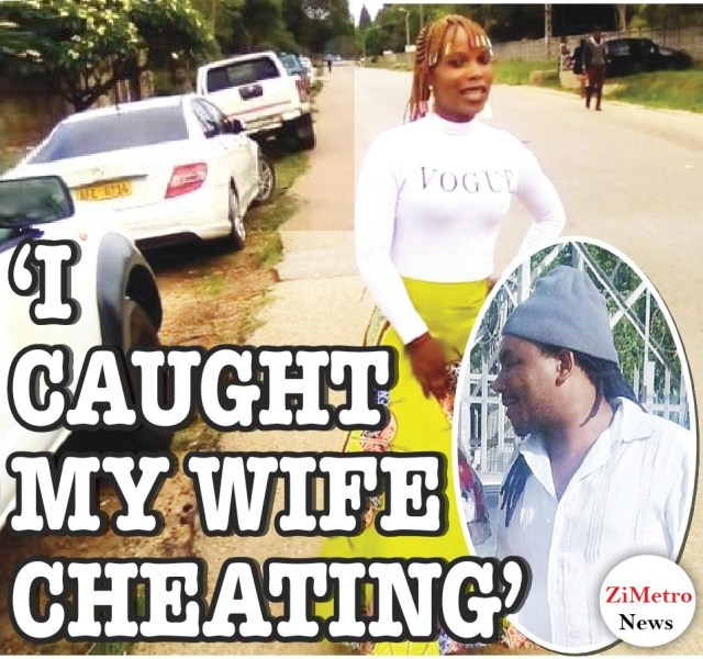 Hubby arrives from Malawi unannounced ...Catches Wife With Another Man!