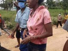 Tragic This - Woman Stabs Neighbor In Chinhoyi!