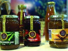 Local products dominate ZITF