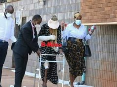 Ailing Vice President's ex-Wife back in court... Doctors afraid to write medical report