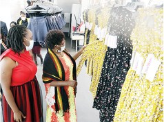 Auction system transforms Bulawayo clothing firm