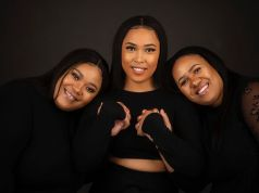 ACTRESS SIMZ NGEMA SHOWS OFF HER SISTERS