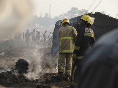 125 firefighters flee to the Middle East in search of greener pastures